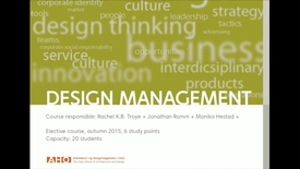 IDE - Design Management