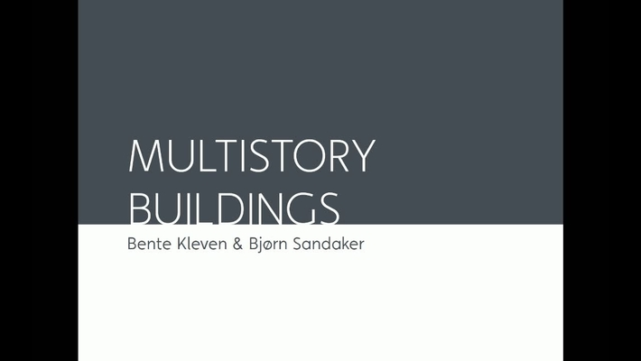 ARK - Multistory Buildings