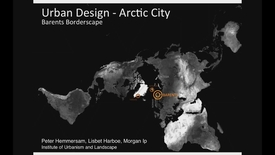 UL - Urban Design Arctic City - Barents Borderspace