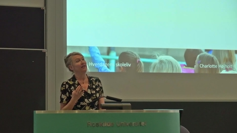 Samarbejde i og om hverdagens skoleliv - Charlotte Højholt