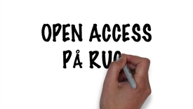 Open Access på RUC