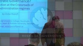 Thumbnail for entry Minisymposium v. Victor Pestoff
