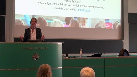 Hverdagslivets politiske processer - Maja Røn Larsen