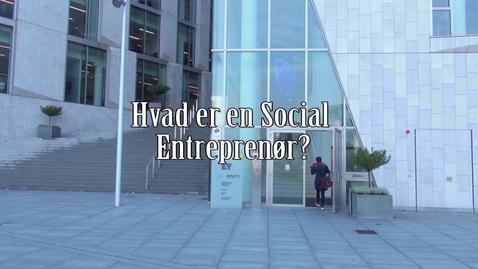Interview med Camilla Kragh om Master i Socialt Entreprenørskab