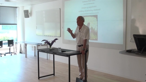 Afskedsforelæsning v. Professor Peter Olsén