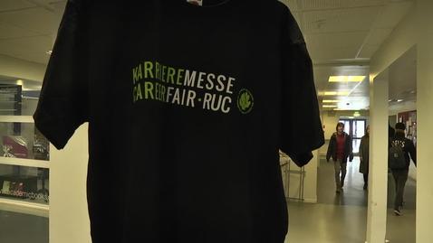 Karrieremesse på RUC 2016