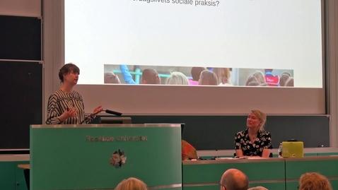 Lærerfaglighed set fra hverdagslivet - Tilde Mardahl-Hansen