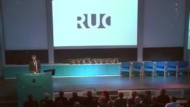Prorektor Peter Kjærs tale ved RUCs årsfest 2015