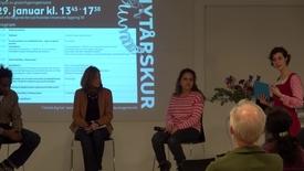 Paneldebat fra Nytårskuren på Sundhedfremme, del 2