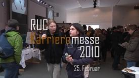 Karrieremessen på RUC, 2010