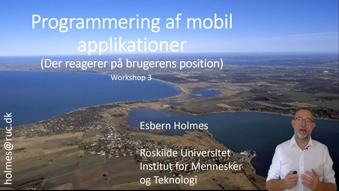 mobil app presentation