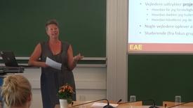 Thumbnail for entry De mange veje til kandidaten – hvor ligger de pædagogiske udfordringer? (Eva Bendix Petersen)