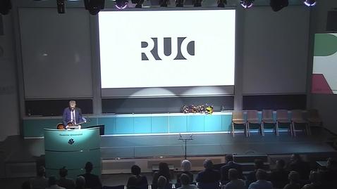Peter Kjærs tale til RUC's årsfest 2016