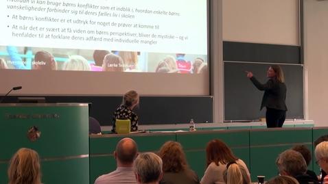 Børns fælles liv i skolen - perspektiver på inklusion -  Lærke Testmann