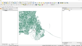 Thumbnail for entry QGIS Distance in network (Vector)