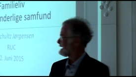 Thumbnail for entry Familieliv i en Radikaliseret Modernitet: Per Schultz Jørgensen @ Lars Denciks Symposium