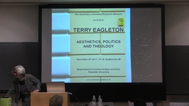 Thumbnail for entry Terry Eagleton