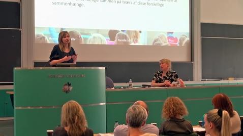 Pædagogfaglighed på tværs af skole og fritid - Pernille Juhl