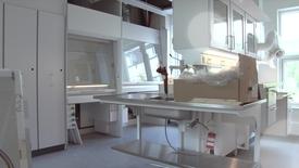 Thumbnail for entry Ny laboratoriebygning på RUC