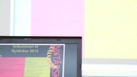 Thumbnail for entry Sundhedsfremme Nytårskur 2015 - en stemningscollage
