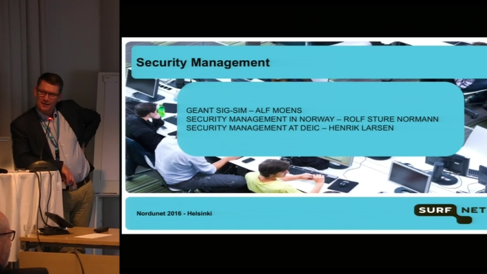 Information Security Management in Practice - NDN16 - Track3 D2 1330