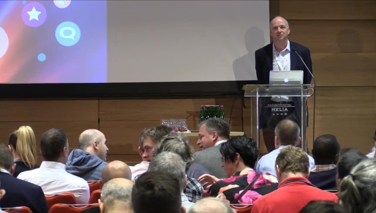 Opening Plenary GEANT Symposium17