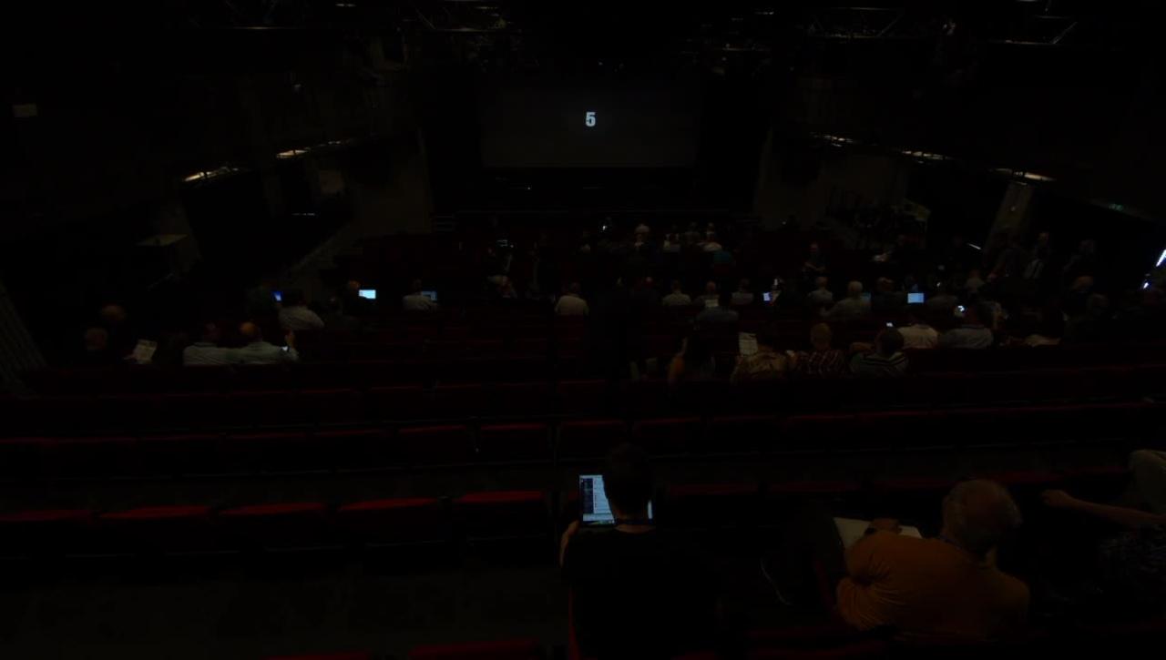 NDN2018 D1 Opening Plenary