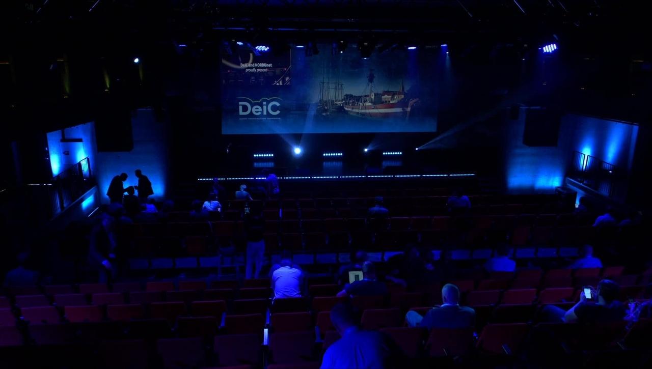 NDN2018 D1 Plenary  Lightning Talks