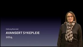 Thumbnail for entry EVU - Avansert sykepleie SIRS-SEPSIS 2