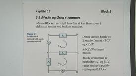 Kapittel 13 6.2 Maske og gren strømmer eksempel 1