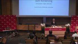 Thumbnail for entry Professor Kerstin Noren Högskolan Väst