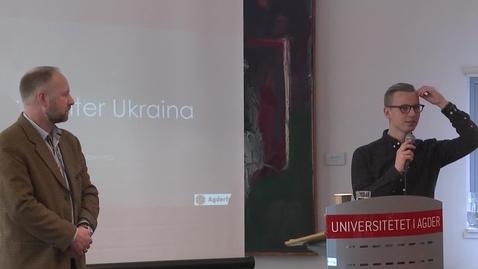 Thumbnail for entry Ukrainakonflikten