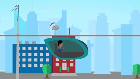 Thumbnail for entry Fly-By Promovideo - Eksamensoppgave Multimediateknologi & design (Bachelorprosjekt DAT303)