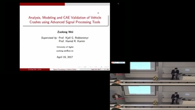Zuolong Wei - Defense - 4/19/2017