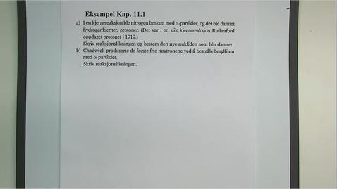Thumbnail for entry Eksempel 11.1