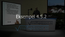 Thumbnail for entry Eksempel 4.5.2