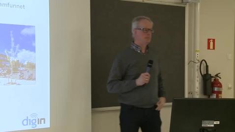 Thumbnail for entry Innledning til diskusjon 3ved Frederik Grindland, DIGN