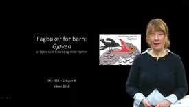 Thumbnail for entry Fagbøker for barn: Gjøken