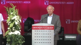 Thumbnail for entry Studiestart 2015 -  studiedirektør Bjørn Monstad