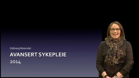 Thumbnail for entry EVU - Avansert sykepleie SIRS-SEPSIS 4