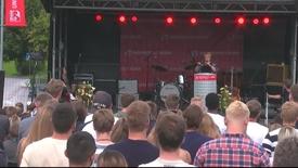Studiestart 2017 Grimstad - Trine Skei Grande