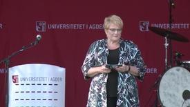 Thumbnail for entry Trine Skei Grande - Studiestart 2017 Kristiansand