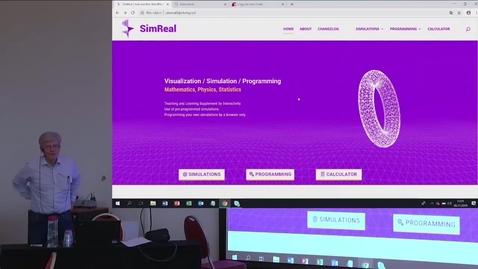Thumbnail for entry 9 SimReal fortsettelse - med Per Henrik Hogstad
