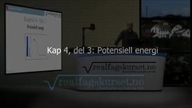 Thumbnail for entry Kapittel 4, del 3 - Potensiell energi