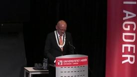 Studiestart Grimstad 2013 - Hans Antonsen