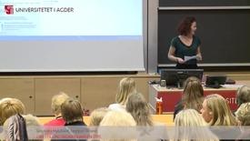 4 - STA-leder Silje W. Hammerstad og nestleder Helene Vedal