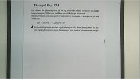 Thumbnail for entry Eksempel 13.1