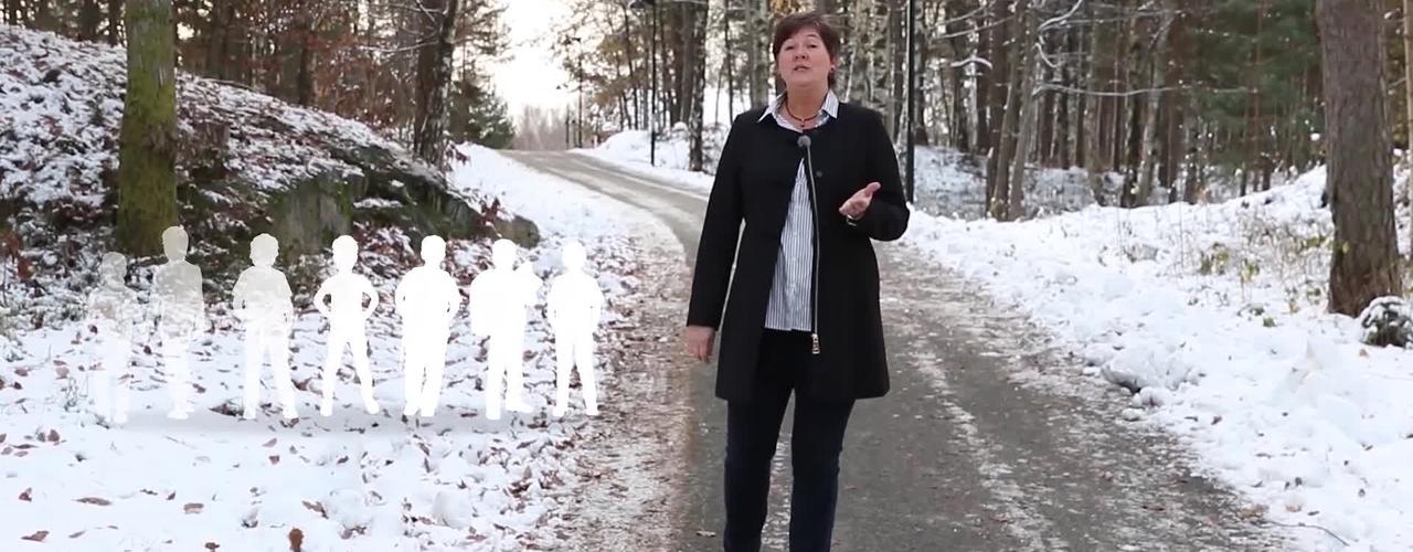 FORSKERPORTRETT: Frøydis N. Vik