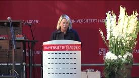 Tale ved studiestart 2016 KRS - næringsminister Monica Mæland