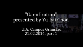 Gamification - Part 1